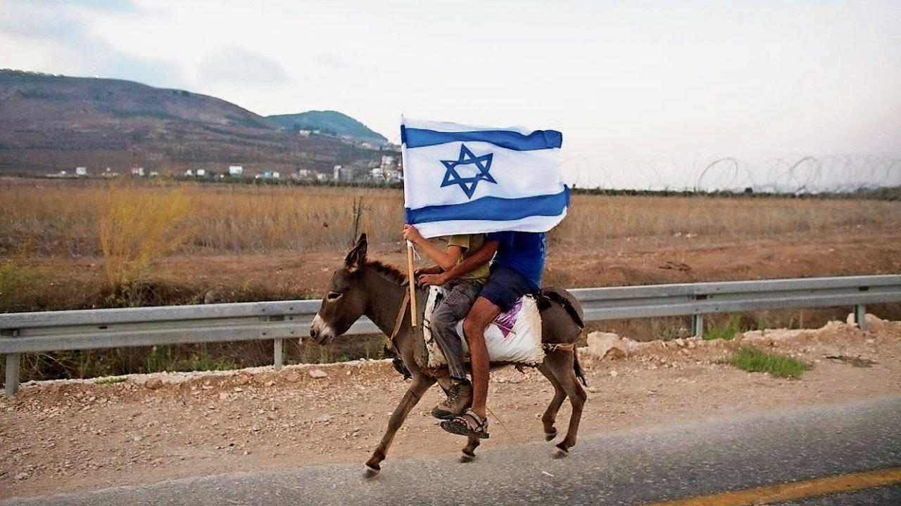 Izraelští osadníci na Západním břehu Jordánu, ilustrační foto.