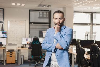 Snámi vyhrajete. Šéf firmy RTSmunity tvrdí, že přesnost jejích odhadů sázkovým kancelářím zaručuje výdělek.