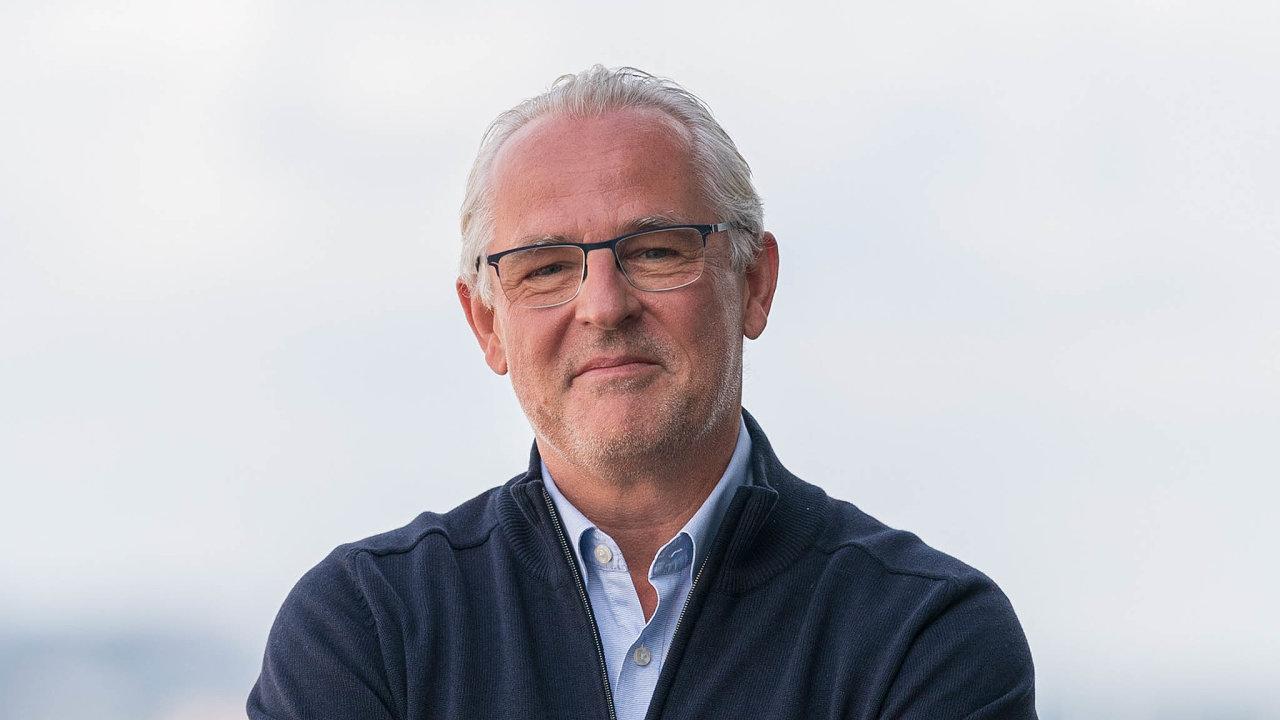 Generální ředitel CME Didier Stoessel