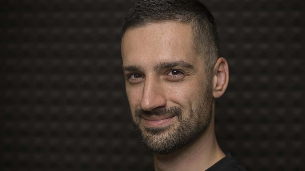 Pavel Kacerle, specialista nafilmové vizuální efekty