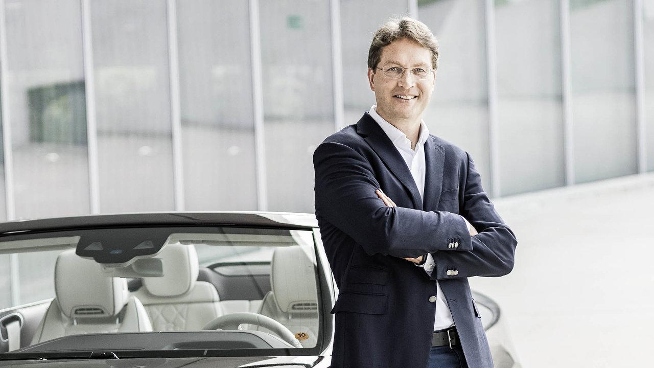 Vládce Daimleru. Švédský manažer Ola Källenius do společnosti Daimler‑Benz AG nastoupil v roce 1993 v rámci tréninkového programu pro budoucí manažery.