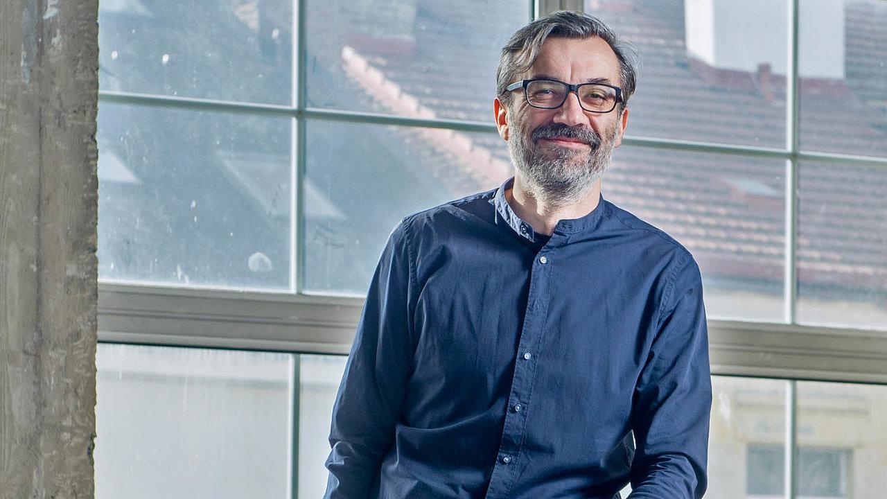 Celý audiovizuální průmysl má nyní neuvěřitelnou schopnost táhnout za jeden provaz, pojmenovat věci, nezávidět si, říká Ivo Andrle.