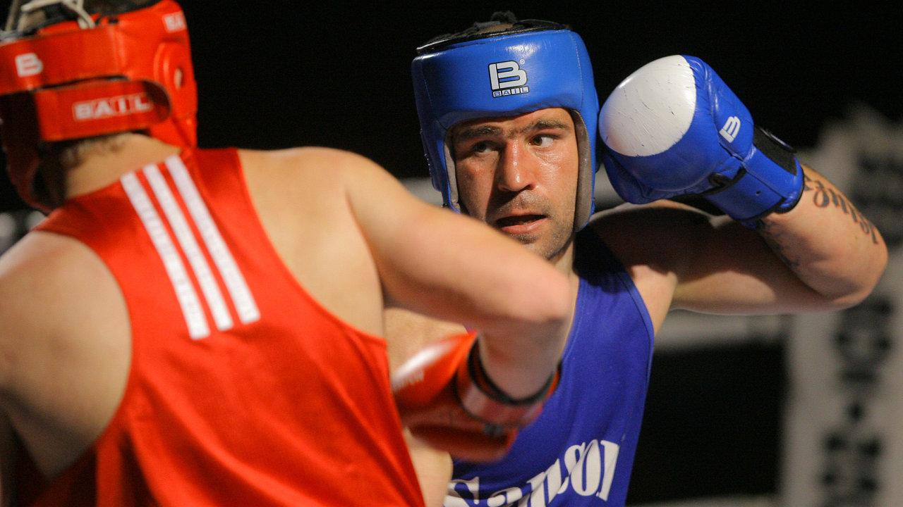 Jiří Bursa, vícenásobný mistr světa v kickboxu