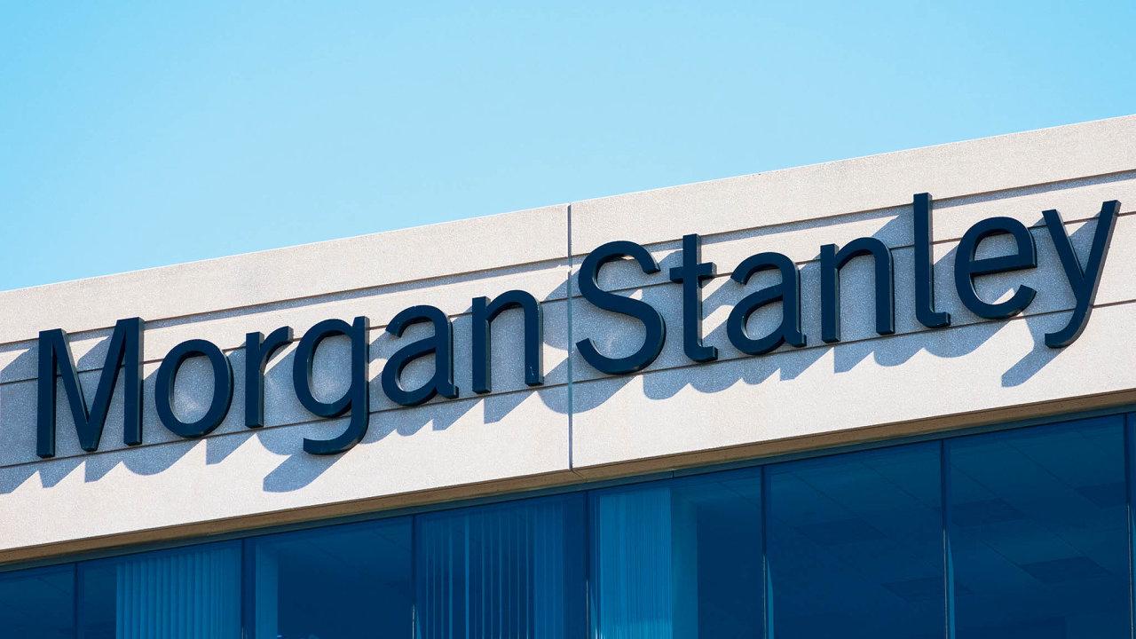 Překoná opět banka Morgan Stanley očekávání analytiků?