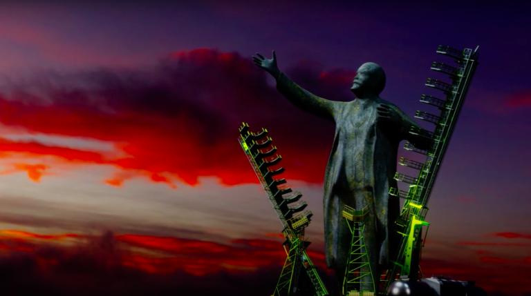 Jiří Černický: Lenin Starting