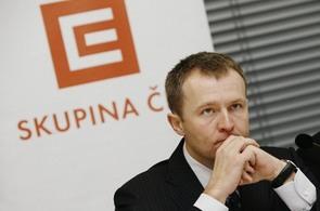 Martin Roman, generální ředitel ČEZ