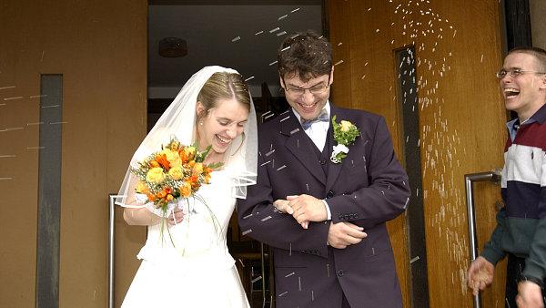 Manželství, ilustrační foto