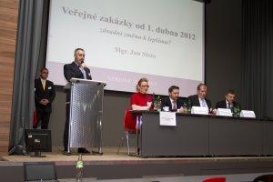Konference Právní prostor 2012