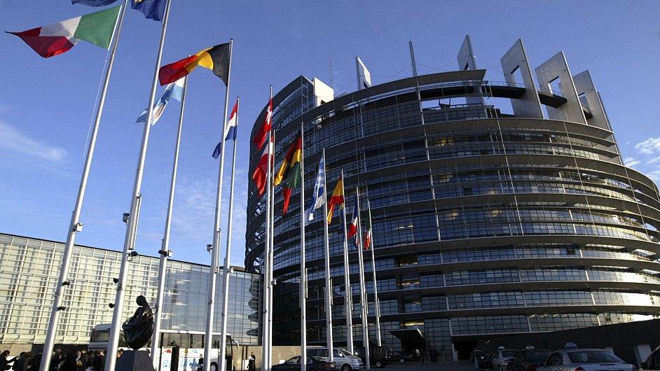 Sídlo Evropského parlamentu - ilustrační foto