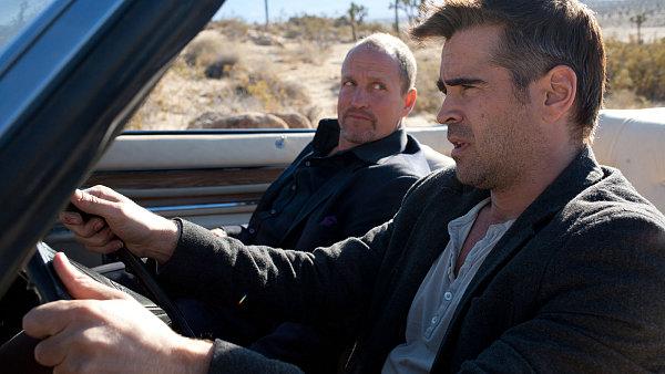 Sedm psychopatů staví zejména na špičkových hercích