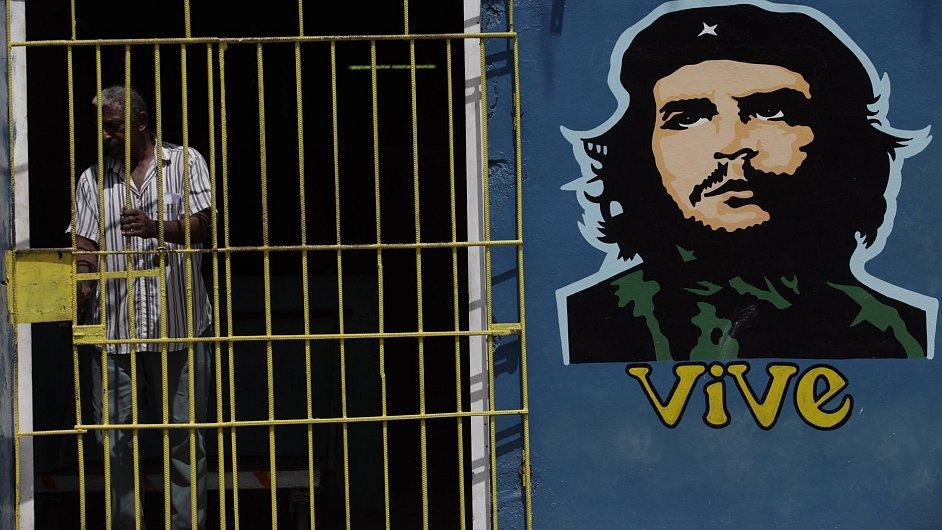Ulice v kubánské metropoli Havaně - ilustrační foto
