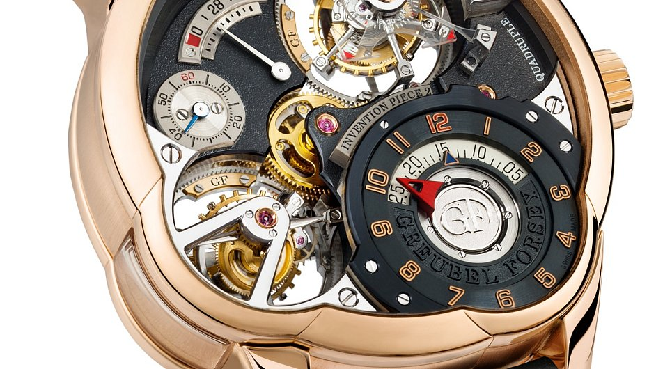 Hodinky Greubel Forsey Invention Piece 2