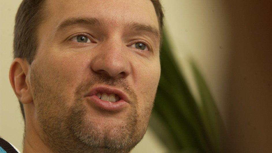Podnikatel Tomáš Pitr