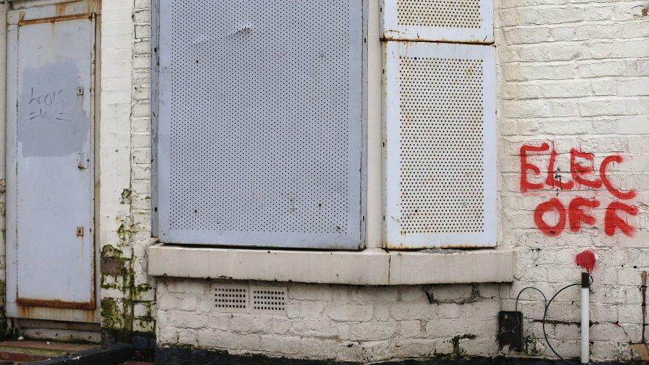 Velké Británii hrozí nedostatek elektřiny. Ilustrační foto