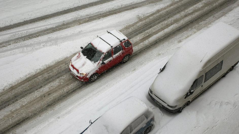 Sobotní počasí v Praze