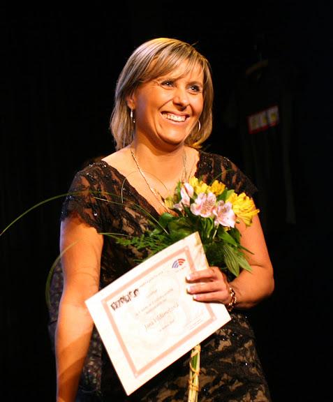 Jana Vildumetzová se právě stala Nadějnou političkou roku 2013