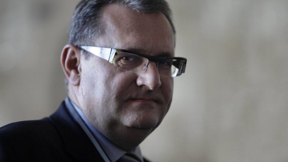 Europoslanec Milan Cabrnoch z ODS