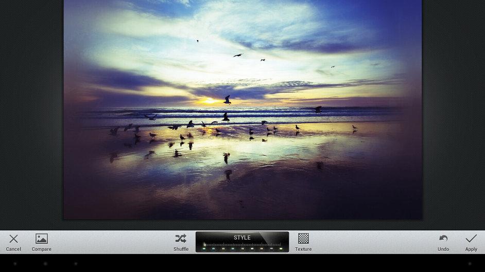Snapseed - aplikace na úpravu fotografií od Googlu