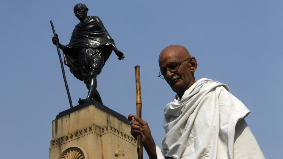 Mahesh Chaturvedi, Gándhí 21. století