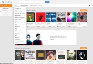 Aplikace Hudba Google Play Naplno