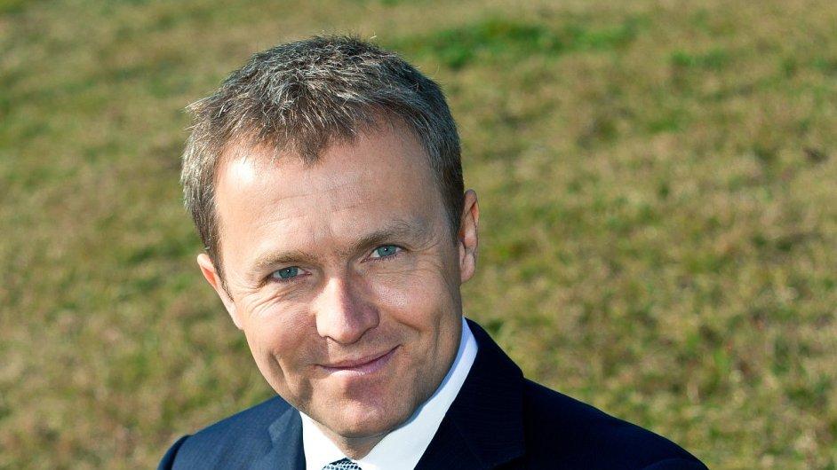Předseda správní rady PORG a bývalý šéf ČEZ Martin Roman