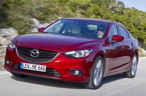 Mazda 6 získala v Česku titul Auto roku. Škoda skončila s Octavií druhá