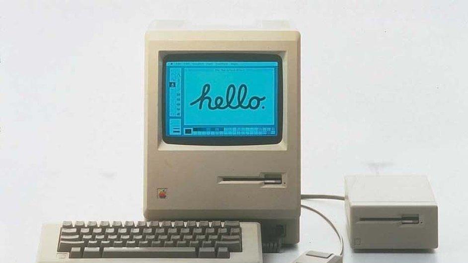 počítač Macintosh 128K
