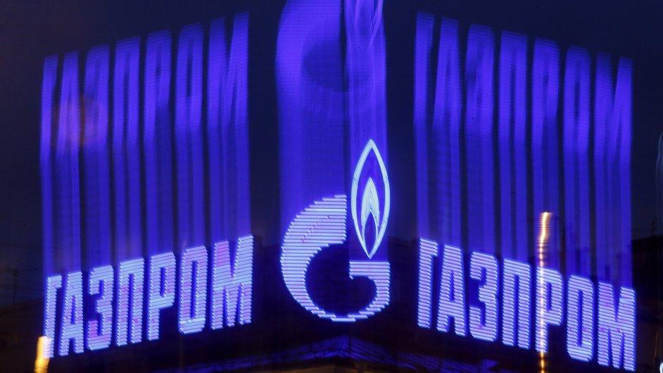 Gazprom - Ilustrační foto.