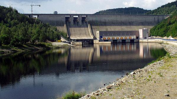 V Česku je nyní 65 lokalit, kde by se potenciálně mohly přehrady vybudovat - Ilustrační foto.