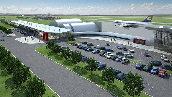 ilustrační foto - Letiště Mošnov v Ostravě
