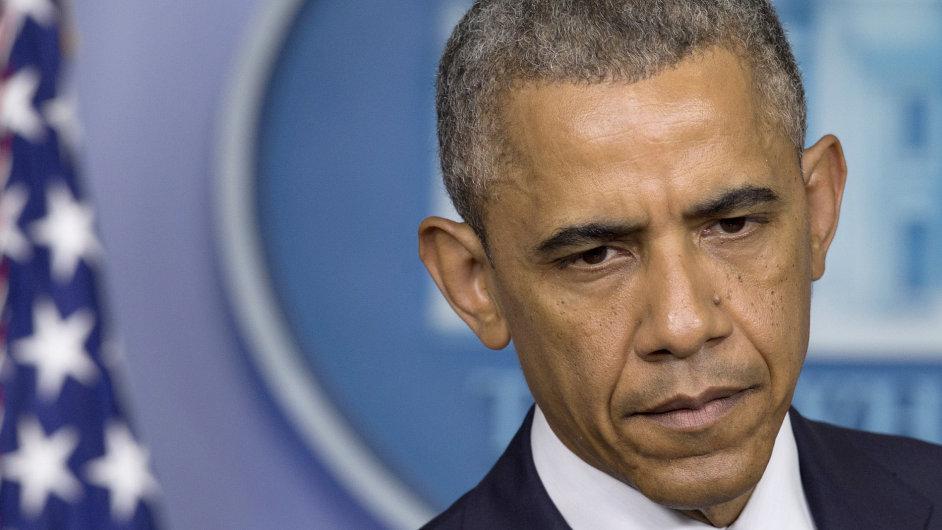 Pro prezidenta Obamu je uzavření dohody s Íránem stěžejním bodem zahraniční politiky.
