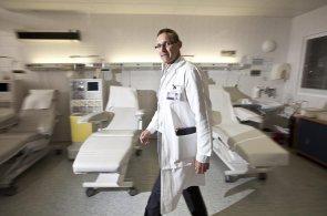 Lux by teď díky novým lékům leukemii přežil, říká šéf registru dárců kostní dřeně