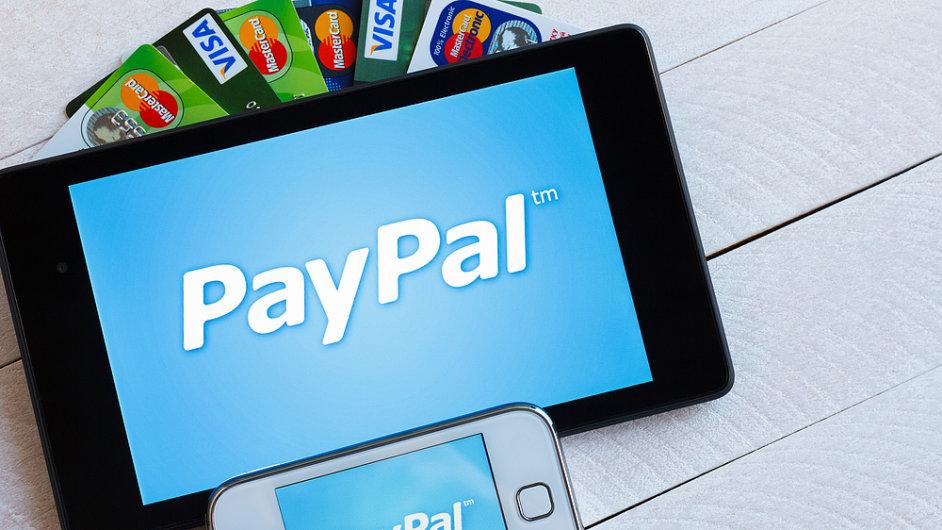PayPal, ilustrační foto