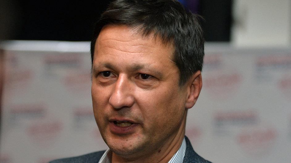 Lídr Trojkoalice Petr Štěpánek