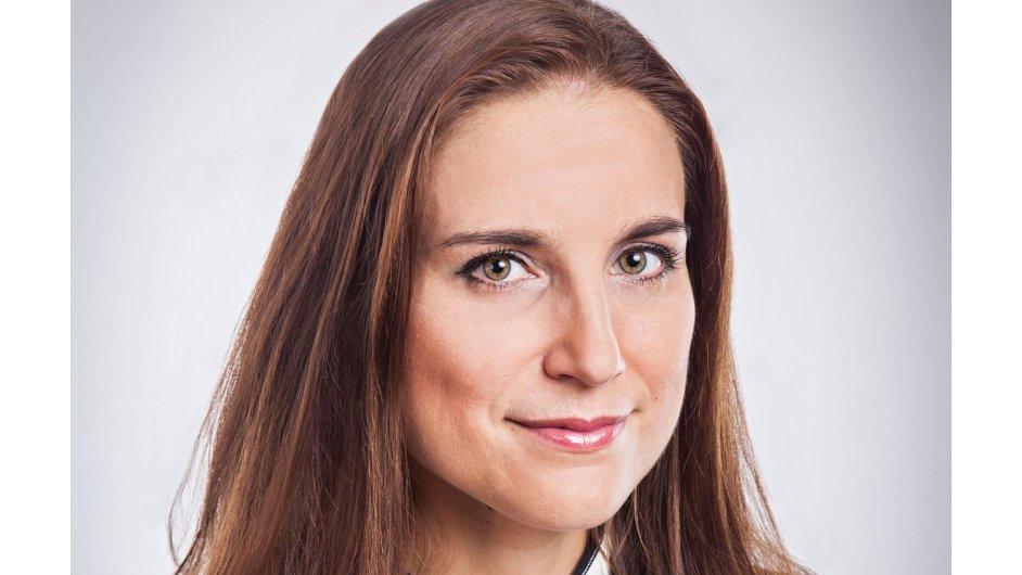 Veronika Ryšávková, PR manažerka advokátní kanceláře Havel Holásek & Partners