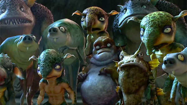 Auto�i filmu Rango nato�ili animovan� Sen noci svatoj�nsk� podle George Lucase