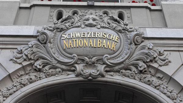 Hodnota akcií Švýcarské národní banky dosahuje vynikajících výsledků.