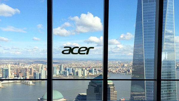 Acer p�edstavil novinky jako posledn� mohyk�n sv�ta PC
