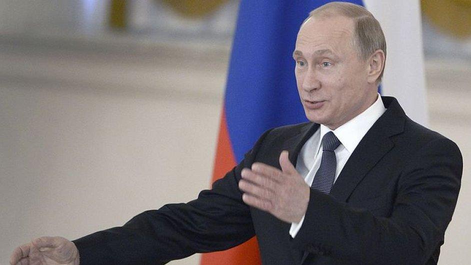 Anýž: Putin, vítězná gorila?