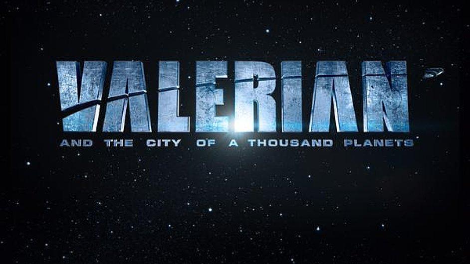 Oficiální logo příštího snímku režiséra Luca Bessona