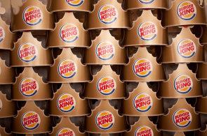 Burger King bude jako první fast food ve Velké Británii prodávat alkohol