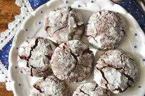Vrásčité cukroví: Oslňte koláčky s kaštanovou příchutí
