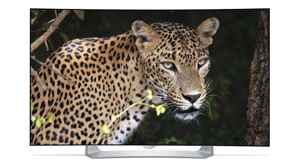 LG 55EG910V OLED TV