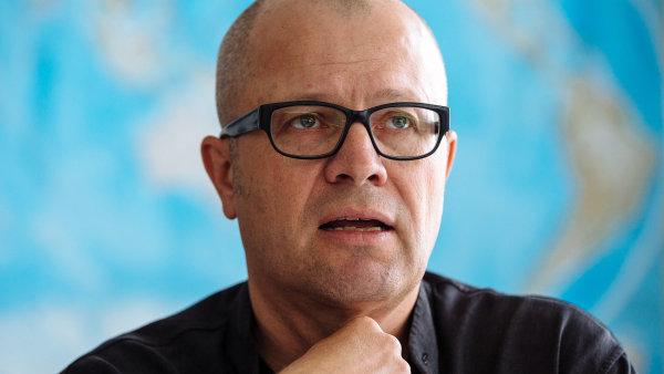 Jan Blaško, správce fondů Tuffieh, které jsou majitelem zdravotnické sítě EUC.
