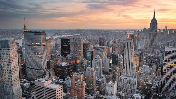 Janečkova D21 rozdělí newyorské miliony - Ilustrační foto.
