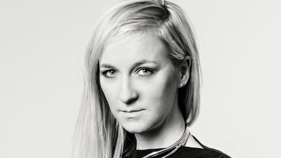 Klára Nová, marketingová manažerka společnosti USSPA