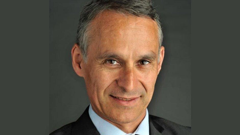 Francois Bornibus, prezident společnosti Lenovo pro oblast EMEAarchiv