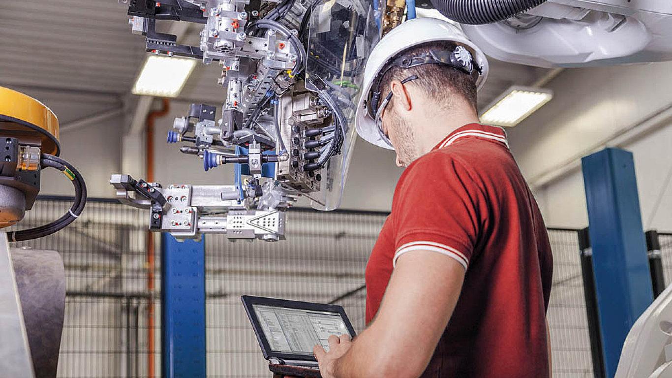 Po nástupu robotů zanikne až desetina pracovních míst - Ilustrační foto.