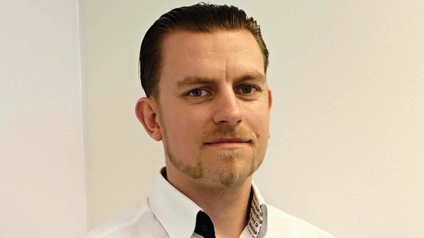 Oliver Manuel Leisau, ředitel pobočky společnosti Cleverlance v Německu