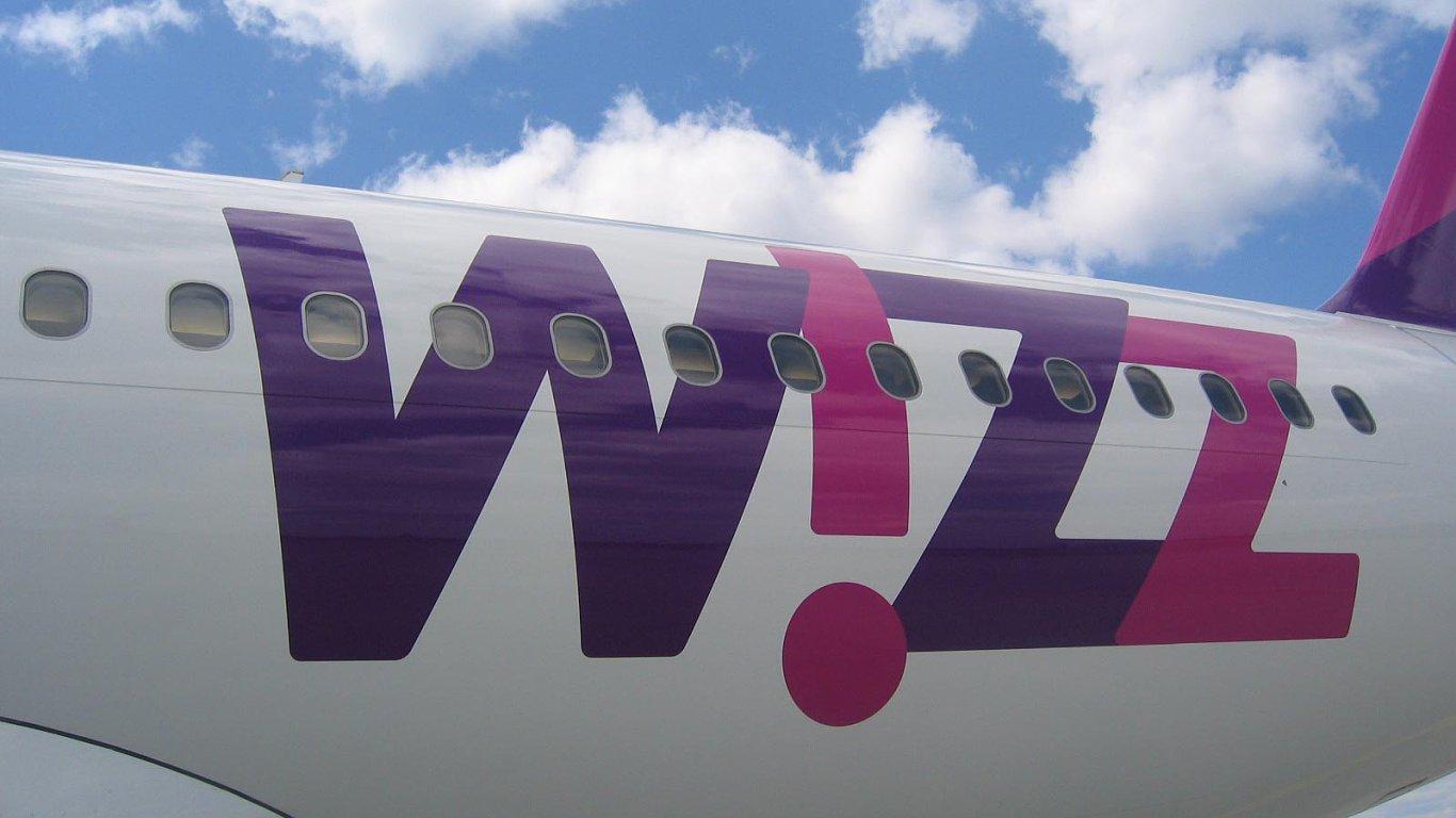 Maďarskému přepravci Wizz Air se v minulém roce dařilo. (Ilustrační foto)